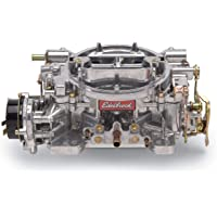 $328 » Edelbrock 1406 Performer 600 CFM Square Bore 4-Barrel Air Valve Secondary Electric Choke…