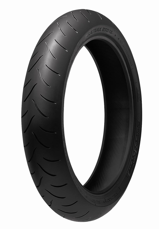 Bridgestone BATTLAX BT-016 Hypersport/Track Front Motorcycle Tire 120/70-17 -Parent 0301-0121-Parts