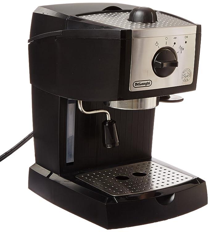 Amazon.com: De'Longhi EC155 15 BAR Pump Espresso and Cappuccino ...