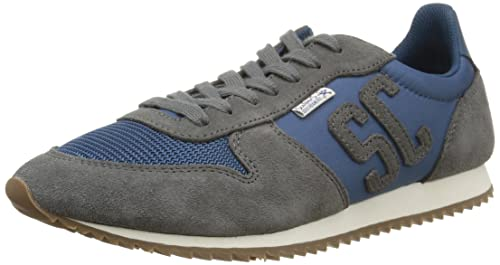 Scalpers Insignia Colorful 04, Zapatillas para Hombre, Grey, 39 EU: Amazon.es: Zapatos y complementos