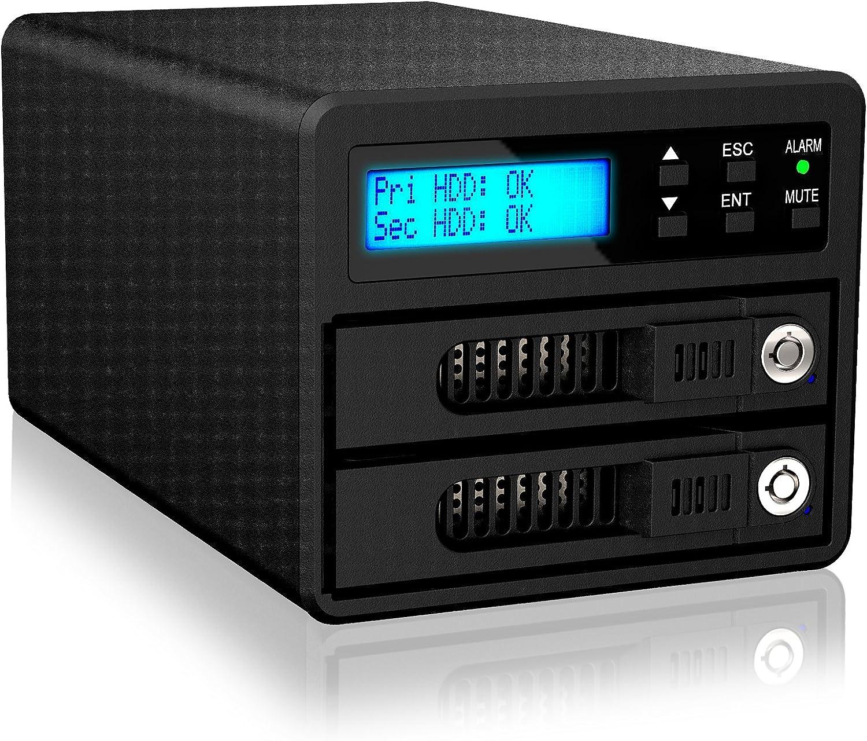 TALLA 0GB. Raidon GR3680-SB3 Carcasa de Disco Duro/SSD 2.5/3.5