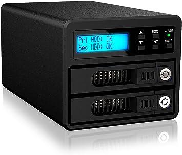 Raidon GR3680-SB3 Carcasa de Disco Duro/SSD 2.5/3.5