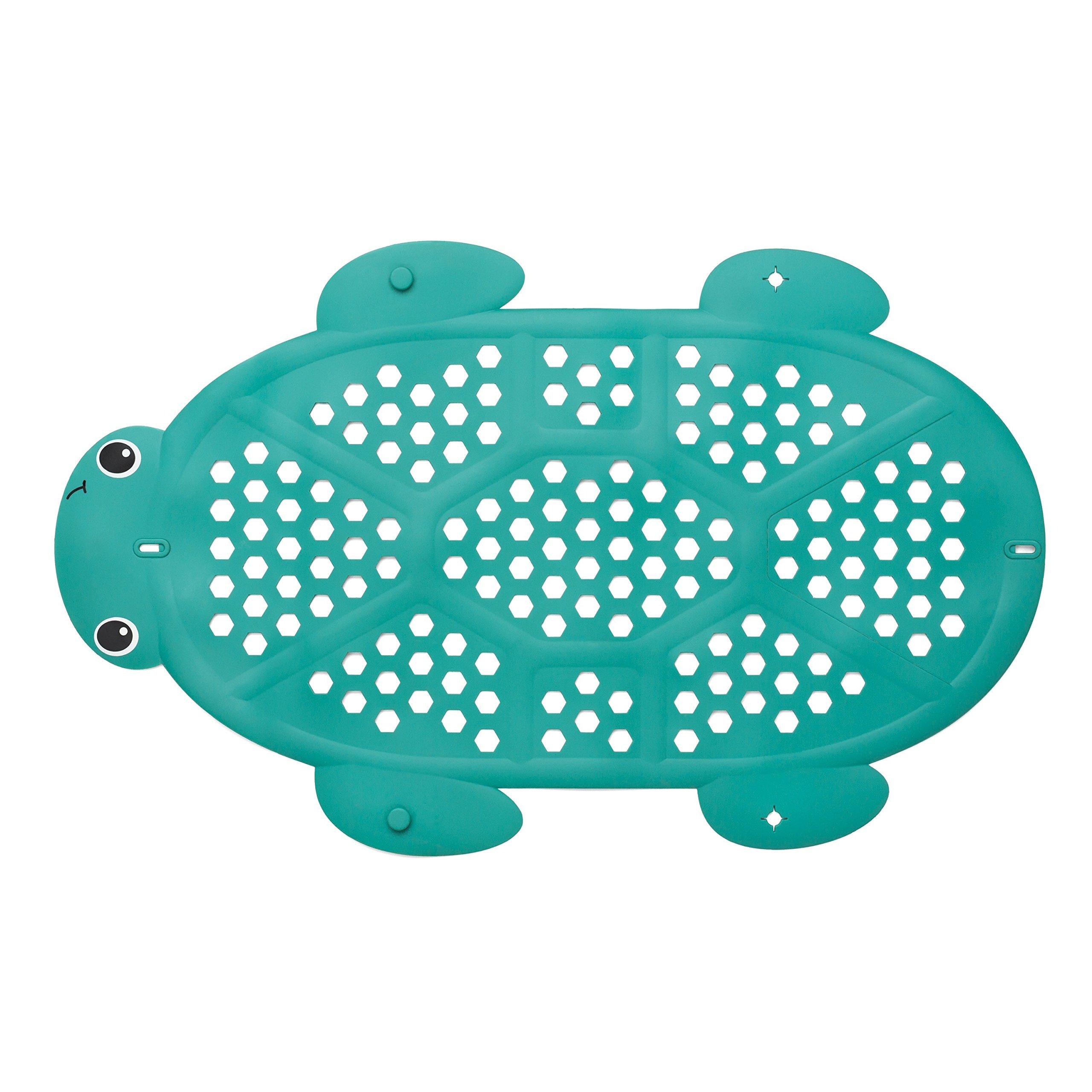 Infantino 2-in-1 Bath Mat & Storage Basket