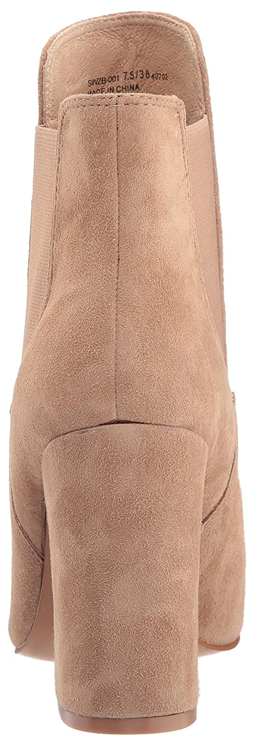 Chinese Laundry Ankle Kristin Cavallari Women's Starlight Ankle Laundry Bootie B072335CT6 9.5 B(M) US|Clay Suede 07bc4f