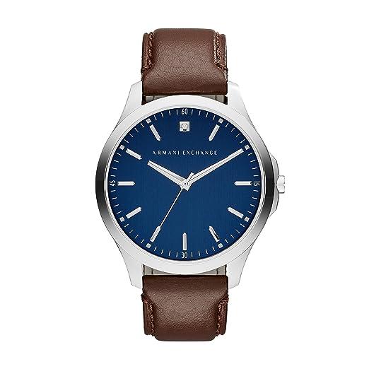 d133b81885a Reloj Emporio Armani para Hombre AX2181  Amazon.es  Relojes