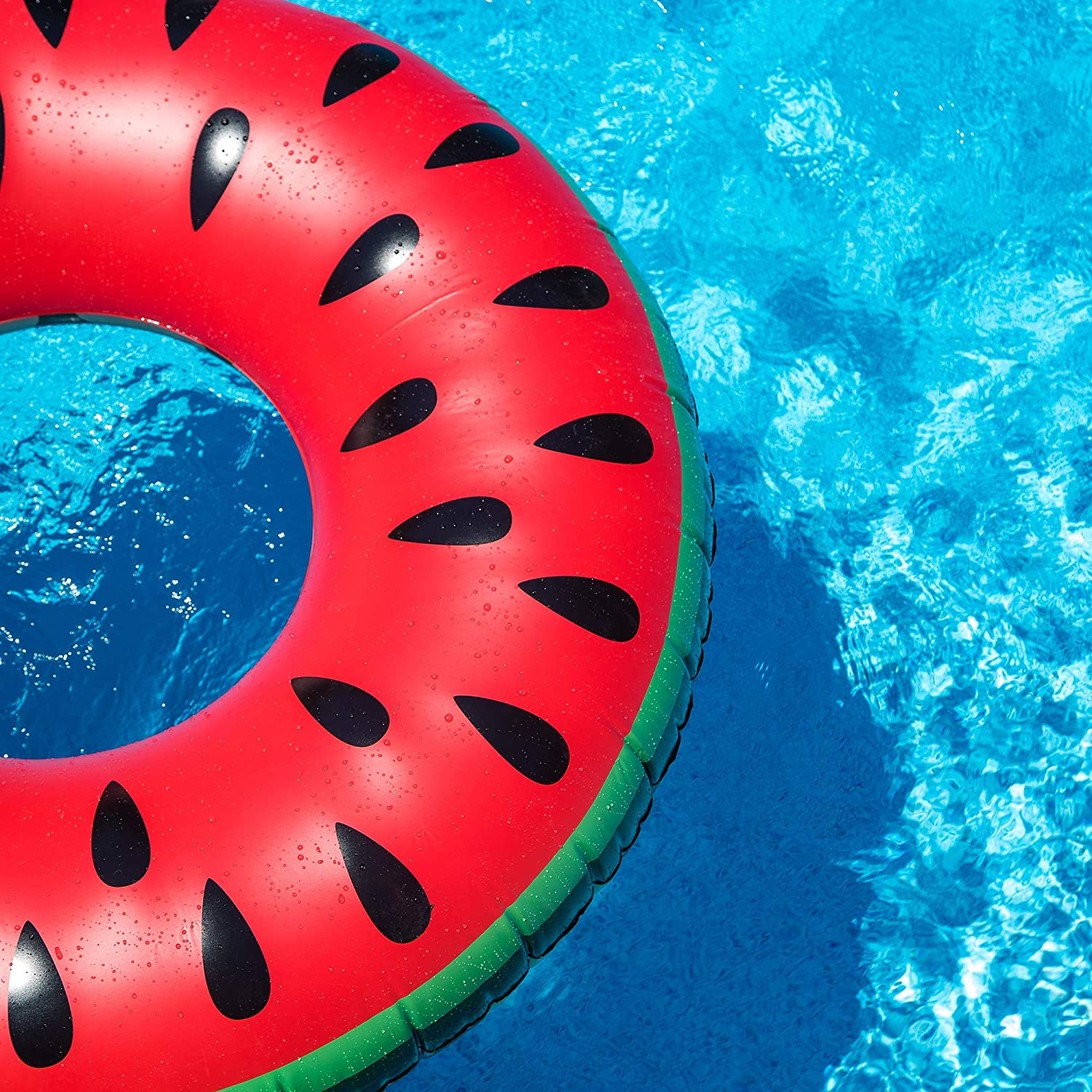 Emergency Patch Kit Included BigMouth Inc Giant Inflatable Penny Candy Pool Float Novelty Swim Tube