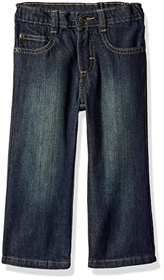 f94eb9ae Amazon.com: Wrangler Authentics Toddler Boys' Bootcut Jean: Clothing