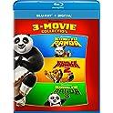 Kung Fu Panda: 3-Movie Collection on Blu-ray