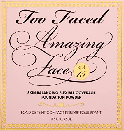 Amazing Face Foundation Powder by Too Faced #17