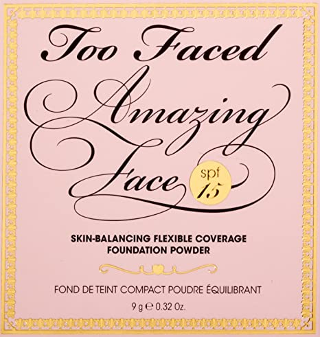 Amazing Face Foundation Powder by Too Faced #16