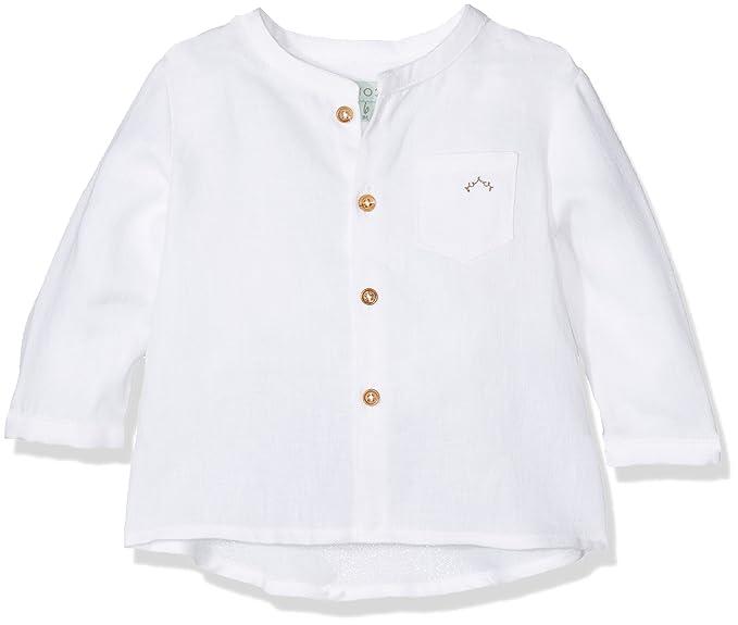 Bimbo 17132937 Nanos Amazon Blanco Bianco 01 36 Camicia Mesi zTwwqgx7C
