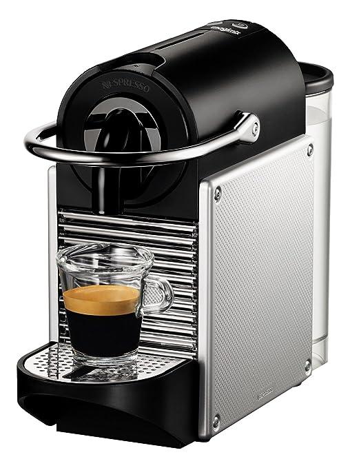 Magimix 11322 Nespresso Pixie eléctrico aluminio Cafetera de ...