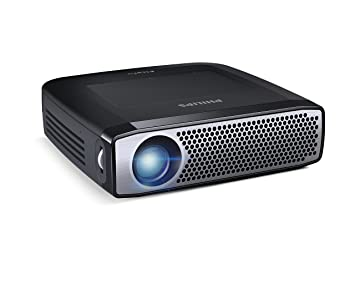 Amazon.com: Philips PPX4935 Smart proyector de bolsillo, 350 ...