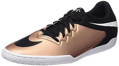 3ae25027019 Nike Hypervenomx Pro Indoor Shoes  MTLC RED Bronze Green Glow White Black