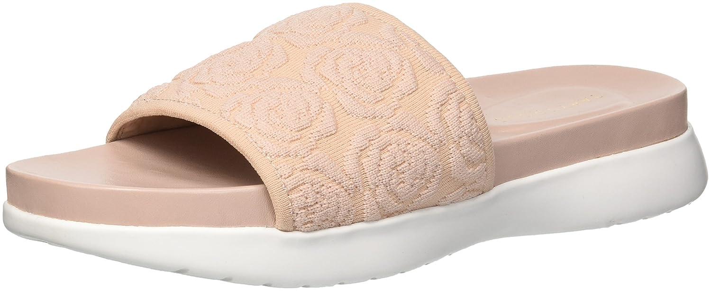 Taryn Rose Women's Iris Knit Slide Sandal TR0270