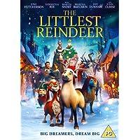The Littlest Reindeer [DVD] [2018]