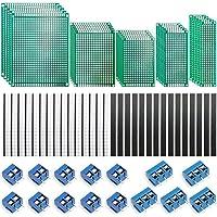 70stk PCB Board Kit nabance doble cara placas