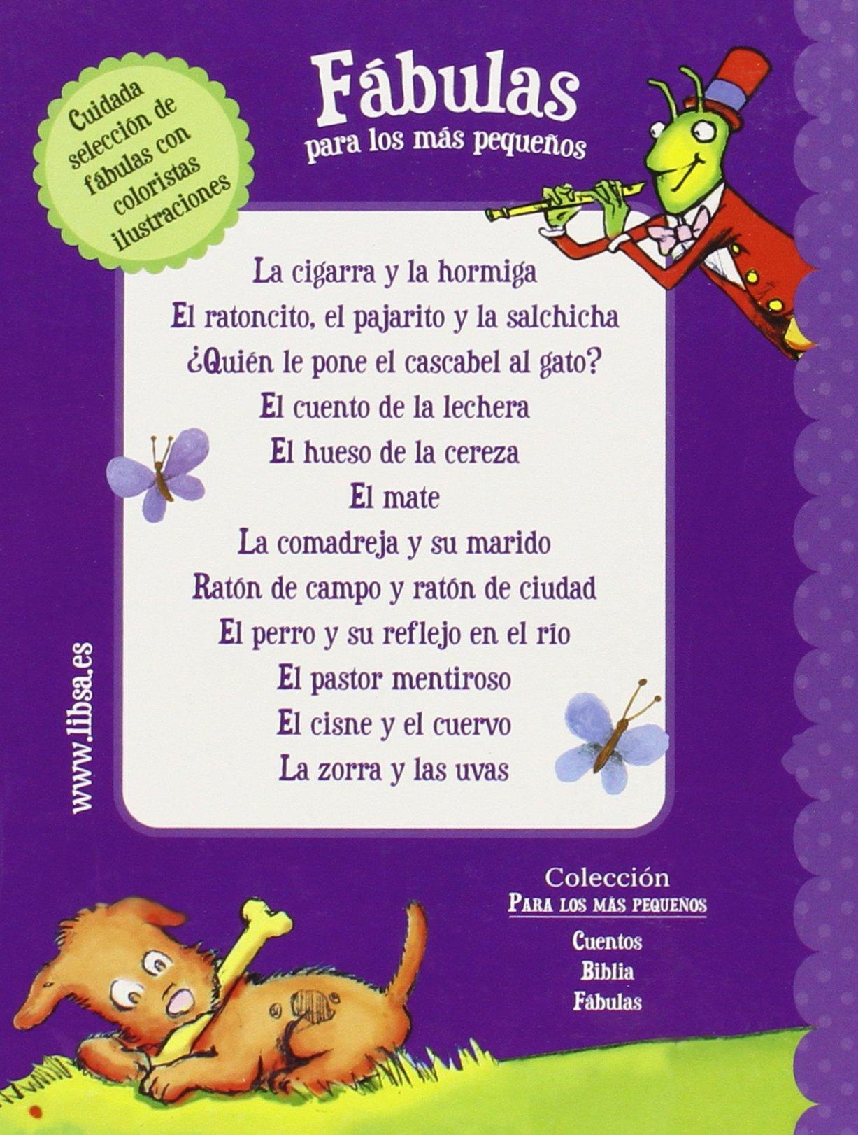 ESTUCHE FABULAS PARA LOS MAS PEQUE�OS: EDUARDO ORTIZ: 9788466230032: Amazon.com: Books