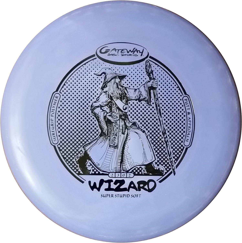 Super Stupid Soft Wizard Putter Golf Disc