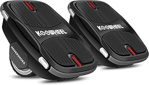 Koowheel Hovershoes, Electric Hoverboard Roller State Outdoor Skateboard Self Balancing Scooter with LED Lights, 250W Dual Motor, 3.5 Freeline Skate, 12km h Max Speed for Kids Adults Youths