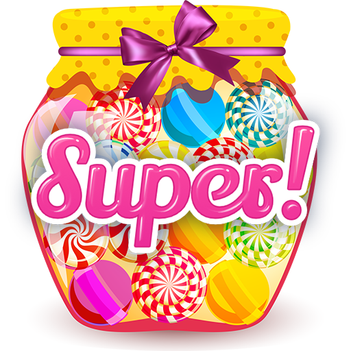 Candy Super for Kids ! -