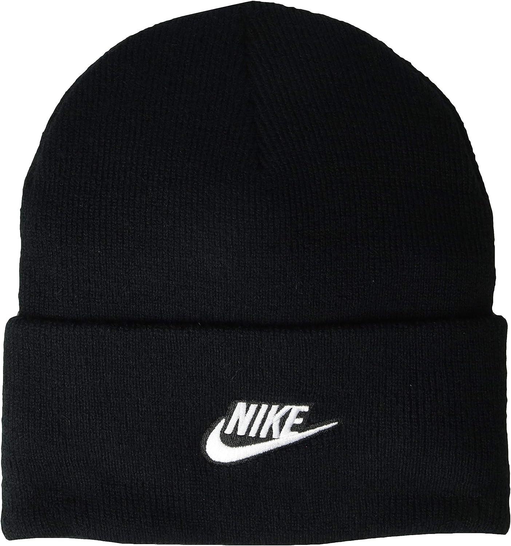 Nike Sportswear Utility Gorro, Unisex Adulto, Black, Talla Única ...