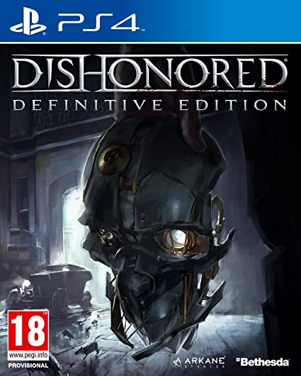 Dishonored: The Definitive Edition (Playstation 4) [UK IMPORT]