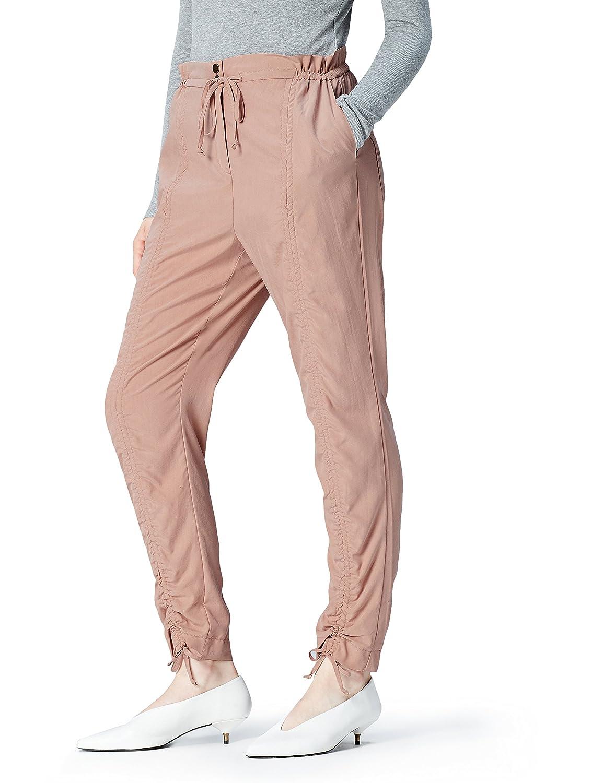 FIND Pantalón Fruncido para Mujer
