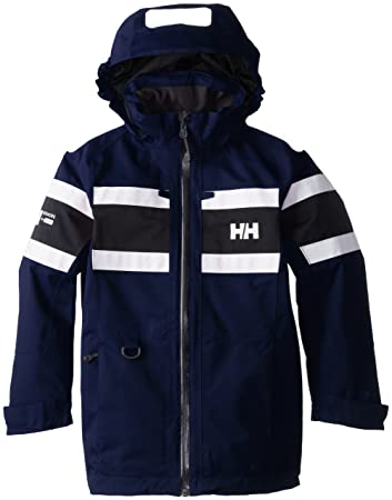 4584163969 Helly Hansen Kid s Salt Jacket  Amazon.co.uk  Sports   Outdoors