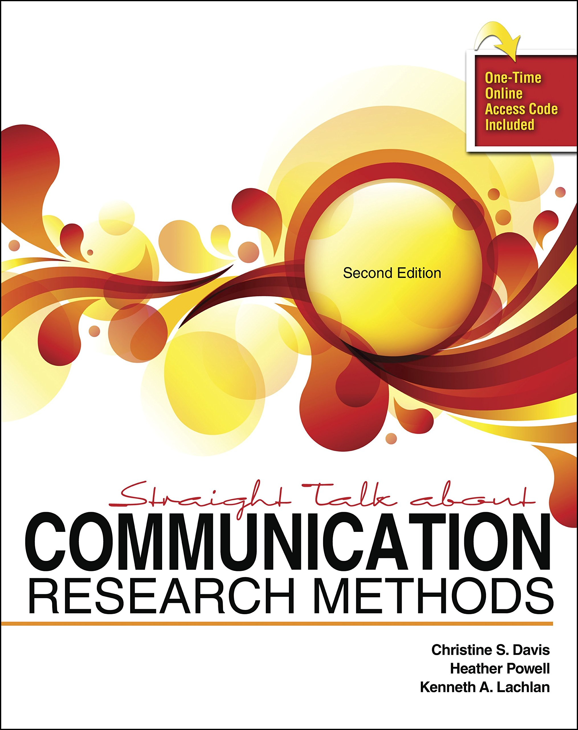 Straight Talk About Communication Research Methods by Kendall Hunt Publishing