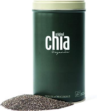 Houseofori Semillas De Chia Chia 500Gr Bio Envase De 500 Gramos 400 g: Amazon.es: Alimentación y bebidas