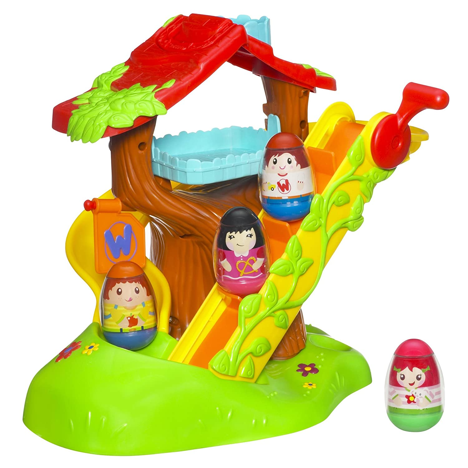 Superior Playskool Weebles Musical Treehouse Part - 4: Amazon.com
