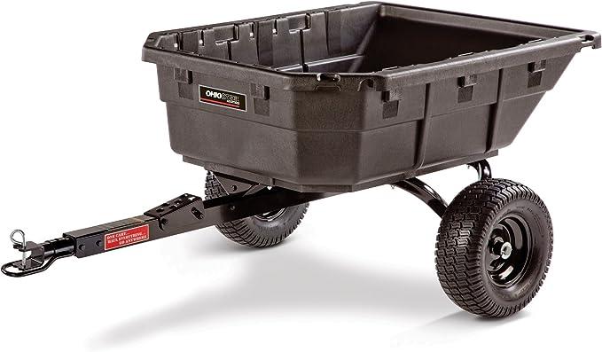 Ohio Steel 4048PHYB Pro Grade Hybrid Tractor/ATV Cart