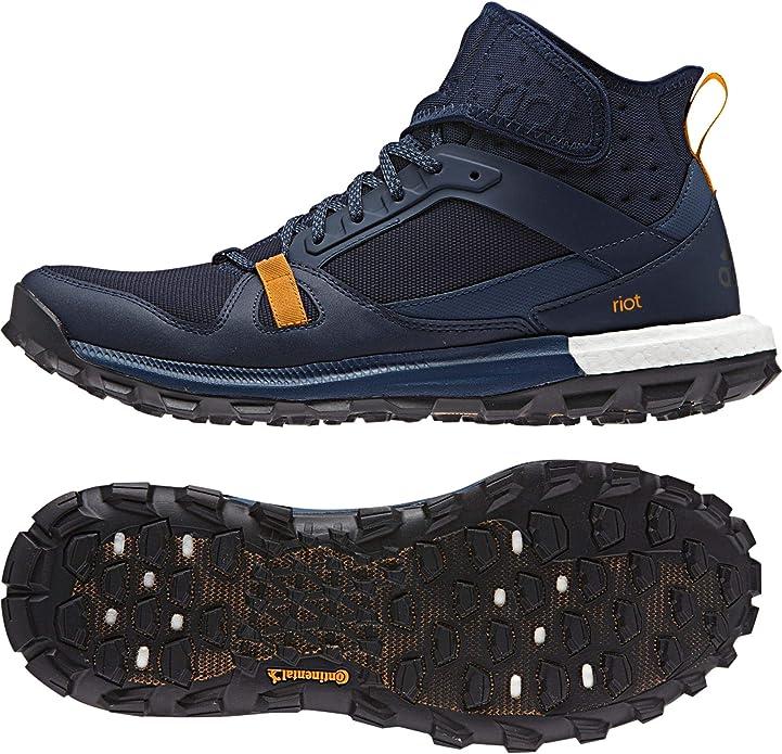 adidas Supernova Riot M, Zapatillas de Running para Hombre, Negro ...