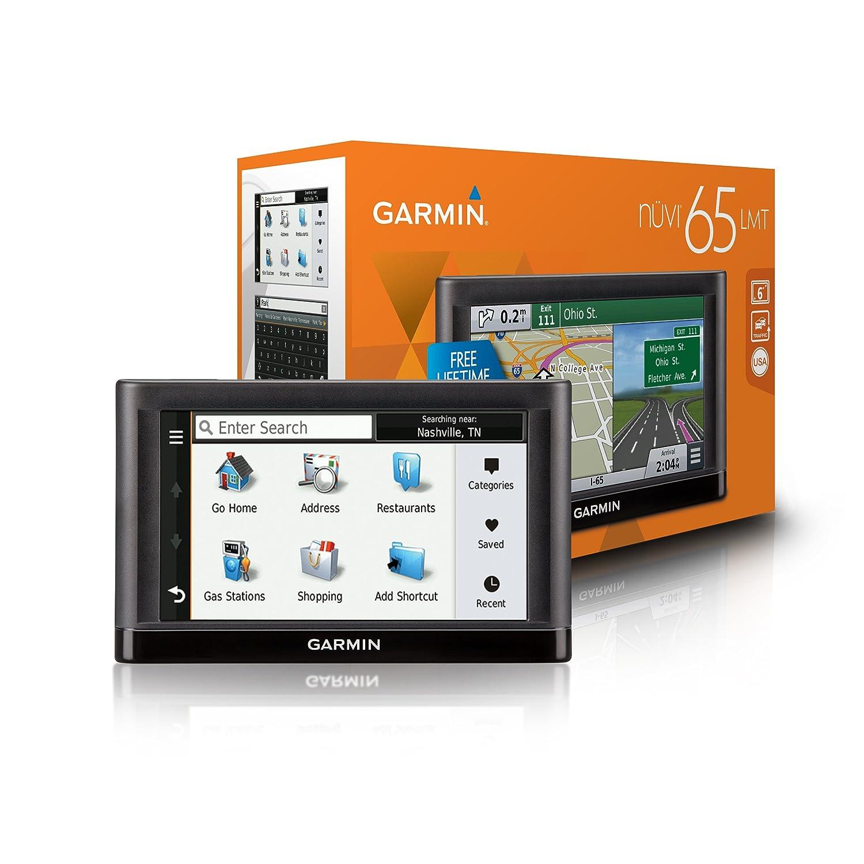 Amazoncom Garmin Nüvi LMT GPS Navigators System With Spoken - Us map garmin free