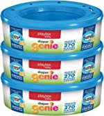 Playtex Diaper Genie Refill (810 Count Total - 3 Pack of