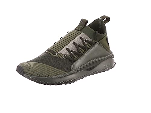 Puma Tsugi Jun Trainers Green  Amazon.co.uk  Shoes   Bags 8ccdfb027