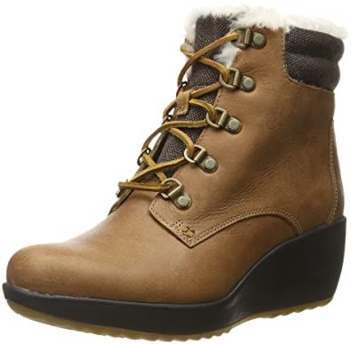fa2f5c434b8 Sperry Women s Luca Peak Tan Ankle Bootie