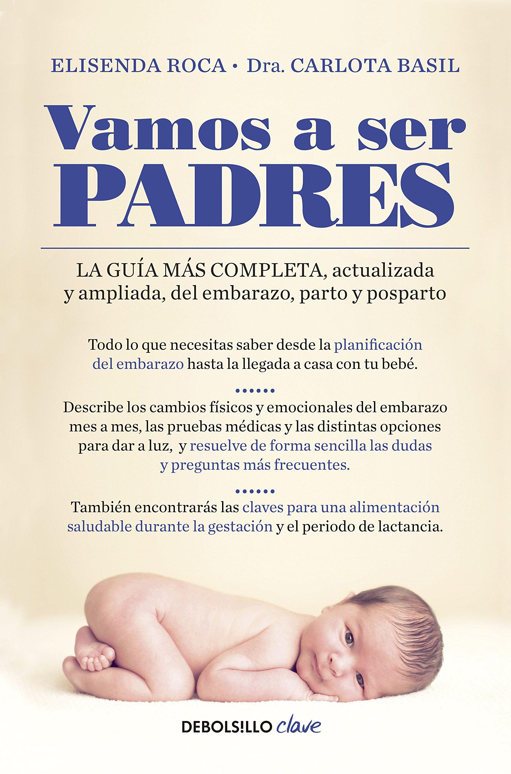 VAMOS A SER PADRES: ELISENDA / BASIL, CARLOTA ROCA: 9786073168847: Amazon.com: Books