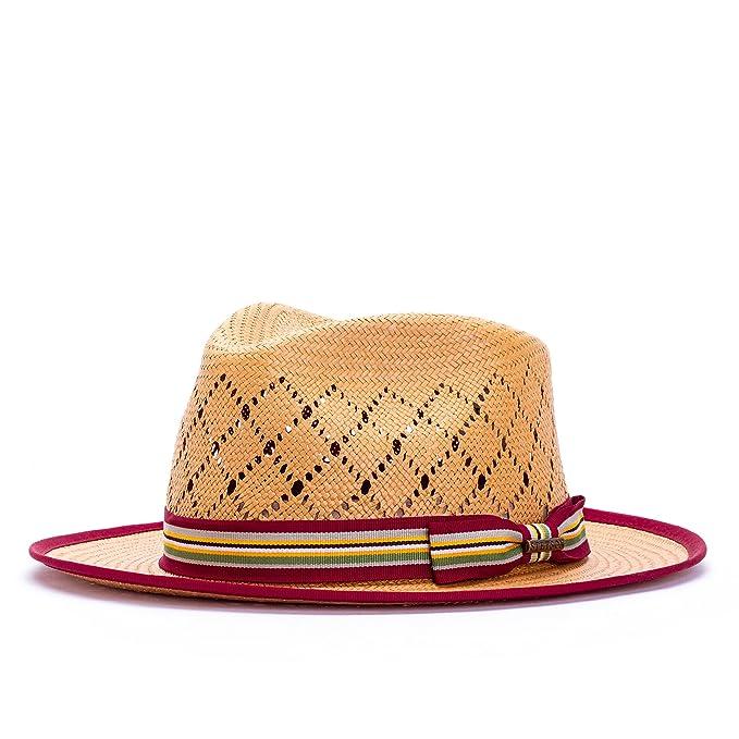 0bd1dcf0ac237 Stetson - Sombrero de Vestir - para Hombre  Amazon.es  Ropa y accesorios
