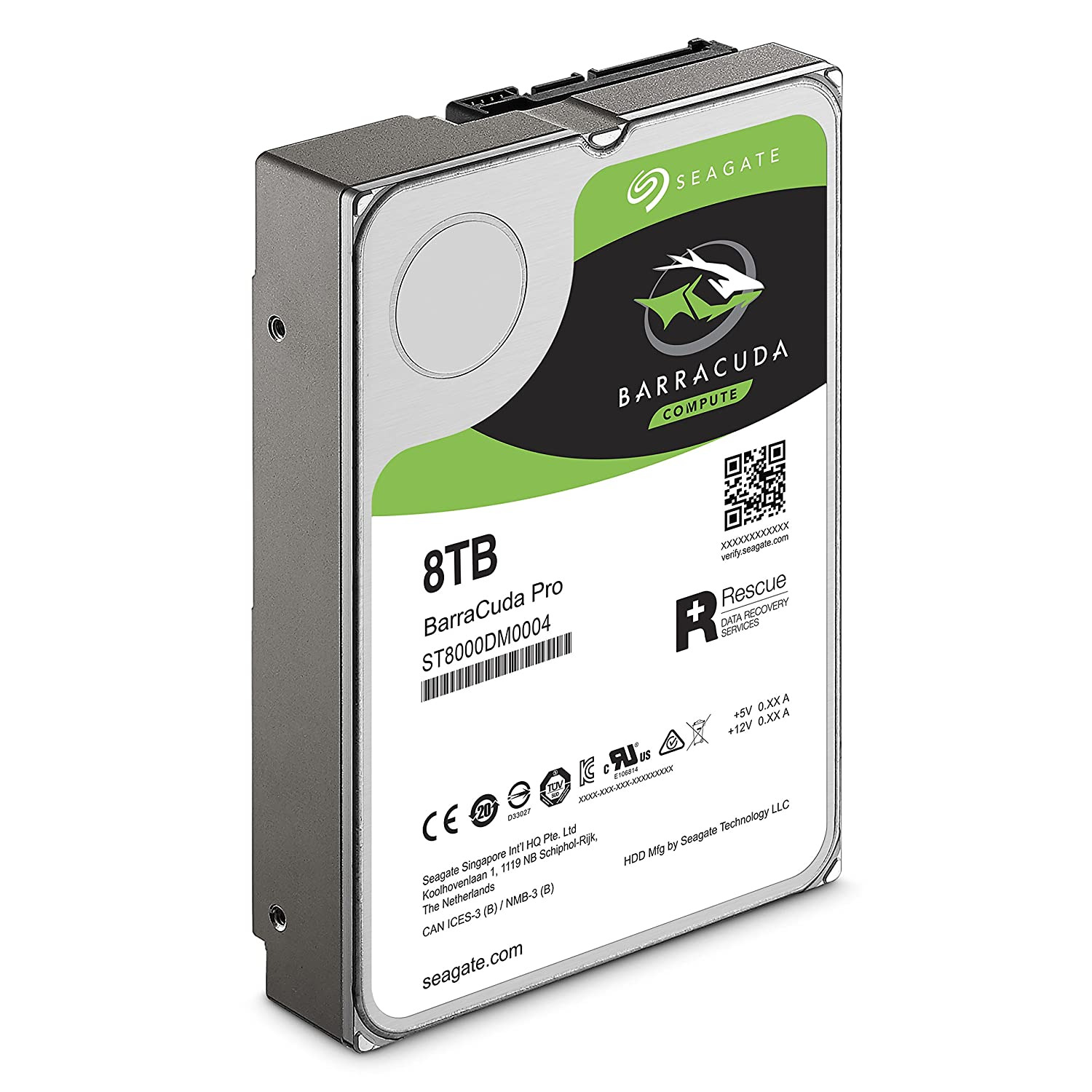 Seagate Barracuda Pro Sata Hdd 12tb 7200rpm 6gb S 256mb To Make It More Fun We Going Tear Pieces Pretty New 1tb Cache 35 Inch Internal Hard Drive For Pc Desktop Computers System All In One Home