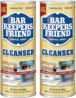 product image for Bar Keepers Friend Powdered Cleanser 21-Ounces (2-Pack)