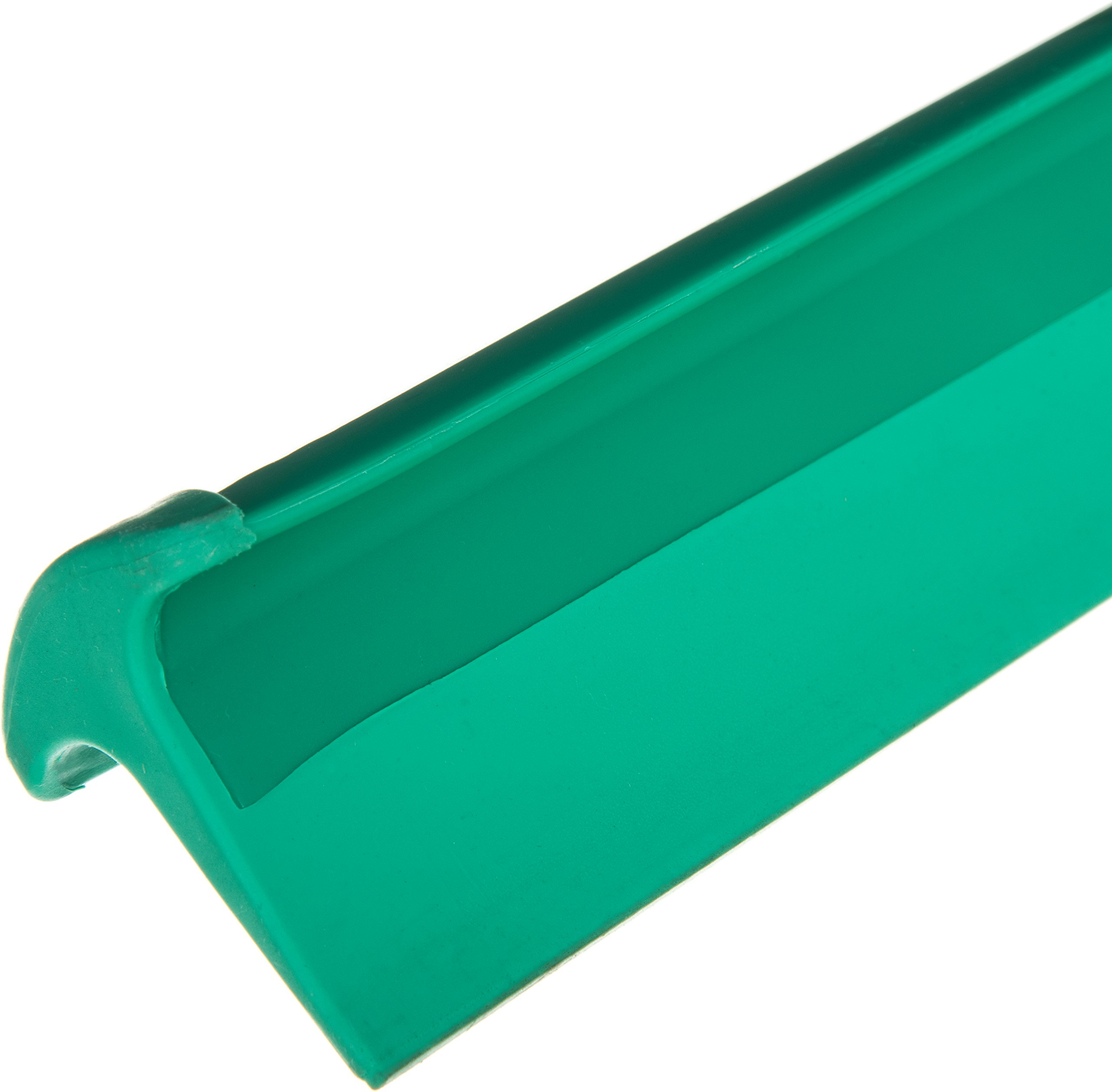 Carlisle 3656809 Solid One-Piece Foam Rubber Head Floor Squeegee, 24'' Length, Green by Carlisle (Image #4)
