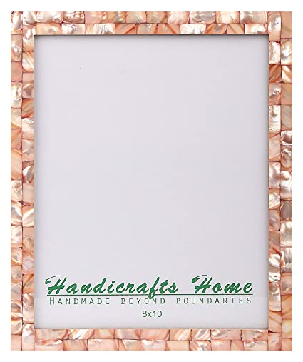 Amazon Com Handicrafts Home 8x10 Picture Frames Chic Photo Frame