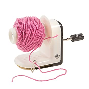 Darice White Yarn Winder