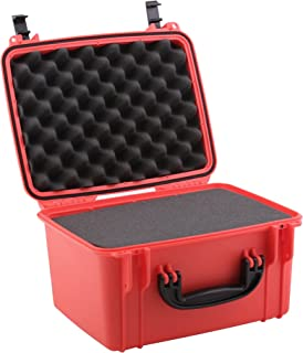 product image for Seahorse SE-540F Waterproof Protective Hardcase with Foam (Orange)