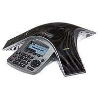 Polycom SoundStation IP 5000 Téléphone VoIP Noir