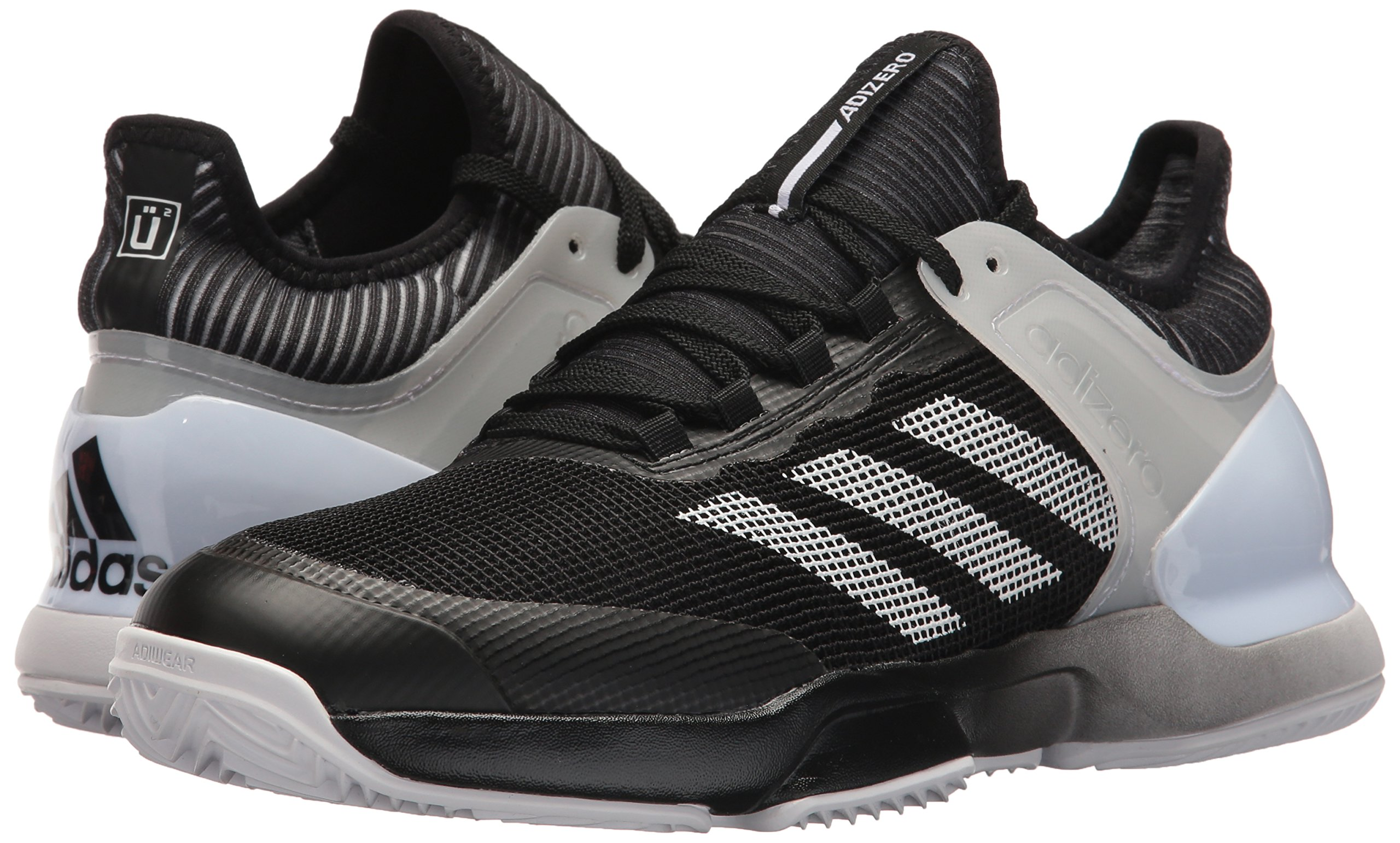 adidas Men's Adizero Ubersonic 2 Clay Tennis Shoe