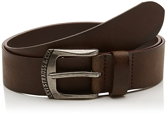Levis Sipsey, Cinturón para Hombre, Marrón (Medium Brown 27) 85