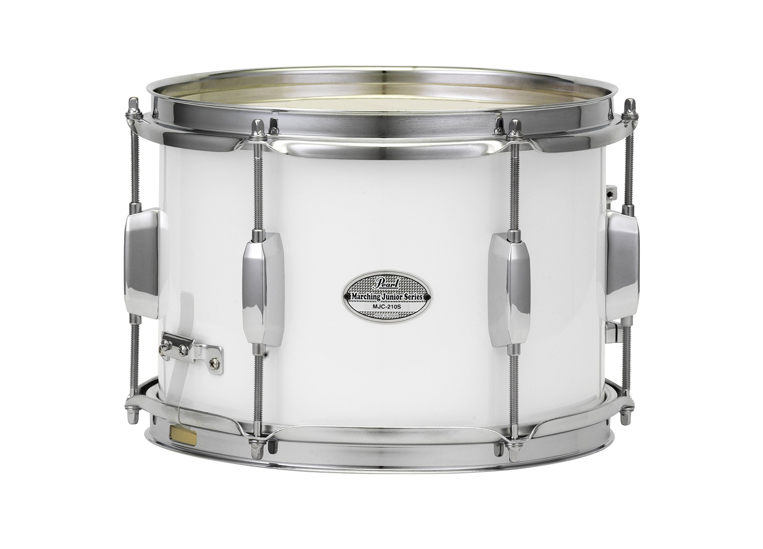 Pearl MJS1007/CXN33 10''x7'' Junior Marching Snare Drum and Carrier by Pearl